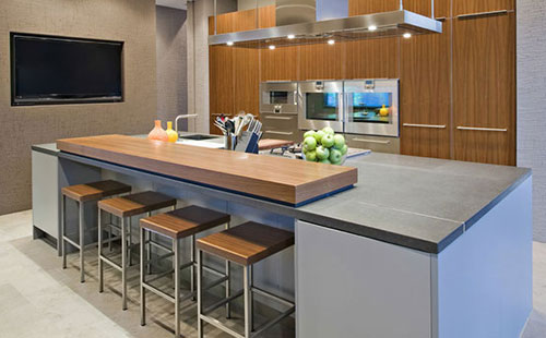 image of soapstone countertops